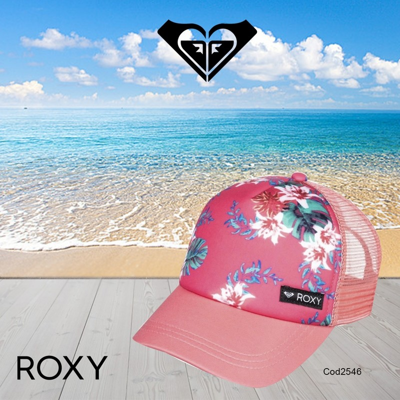 Truckin Color Roxy 8-16