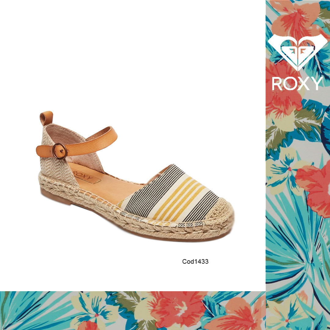 Zapato Rosalie Espadrilles Roxy