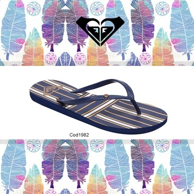 Sandalia Roxy Bermuda Flip-Flop