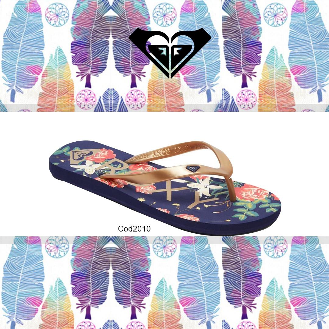 Sandalia Roxy Tahiti Flip