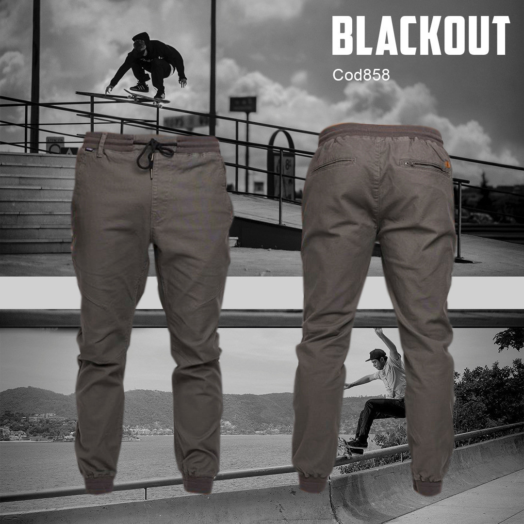 Jogger Blackout