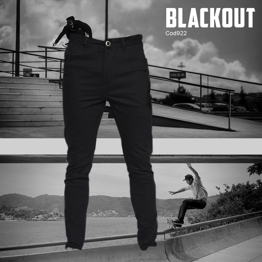 Pantalon Blackout