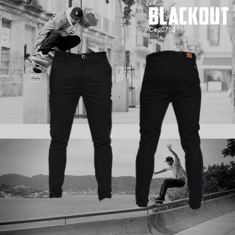 Pantalon Blackouts