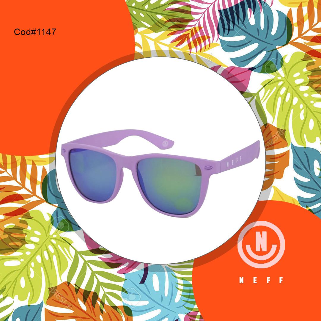 Unisex Baron Shades Sunglasses Tortoise Gold Neff