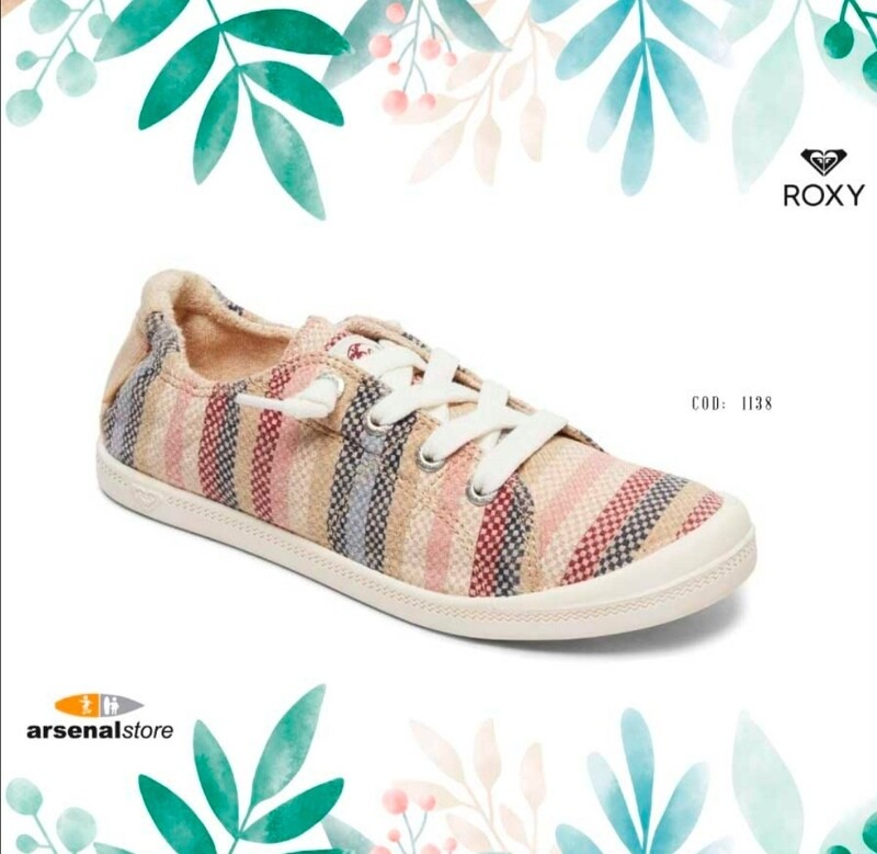Bayshore Lace Up Roxy