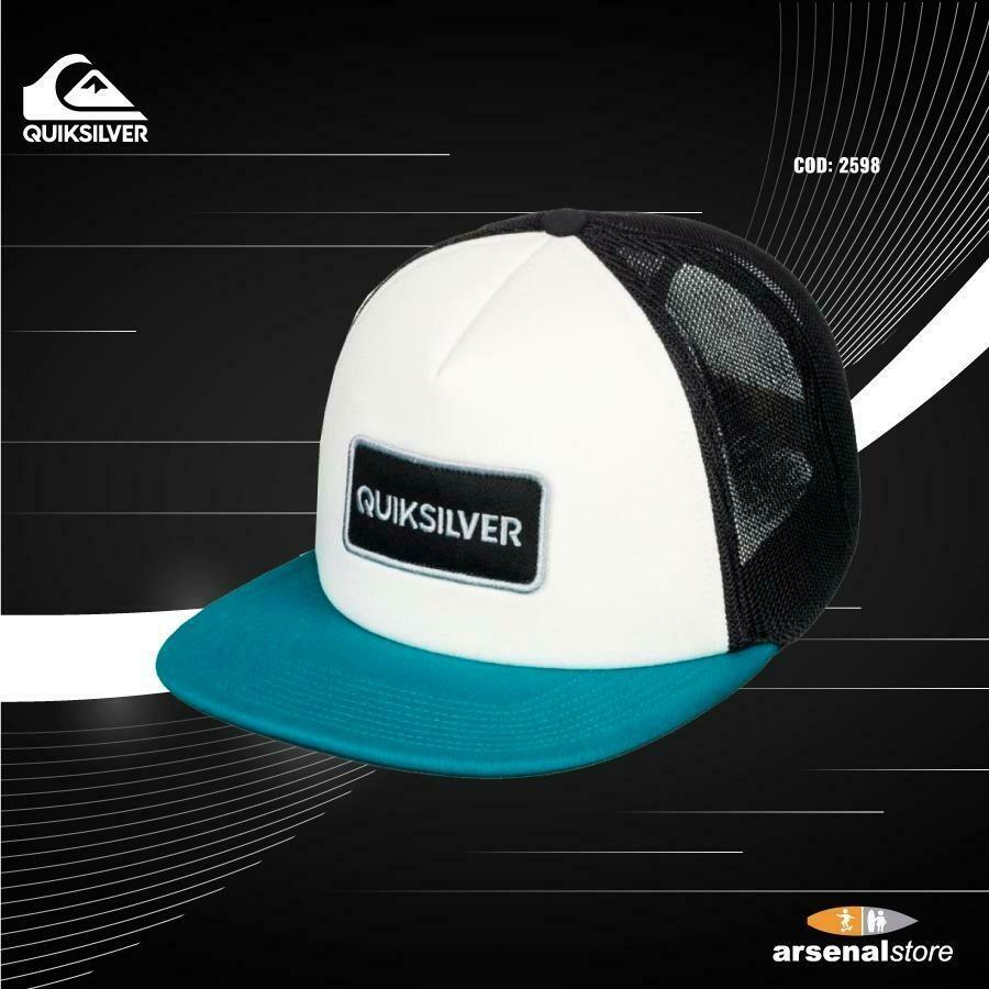 Decades Snapback Hat Quiksilver