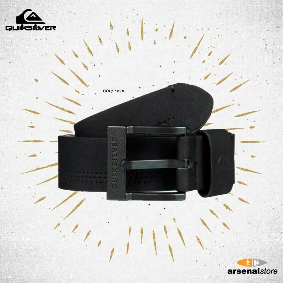 Stitchy Faux Leather Belt