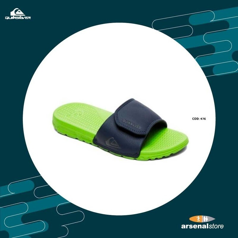Shoreline Adjust Slider Sandals