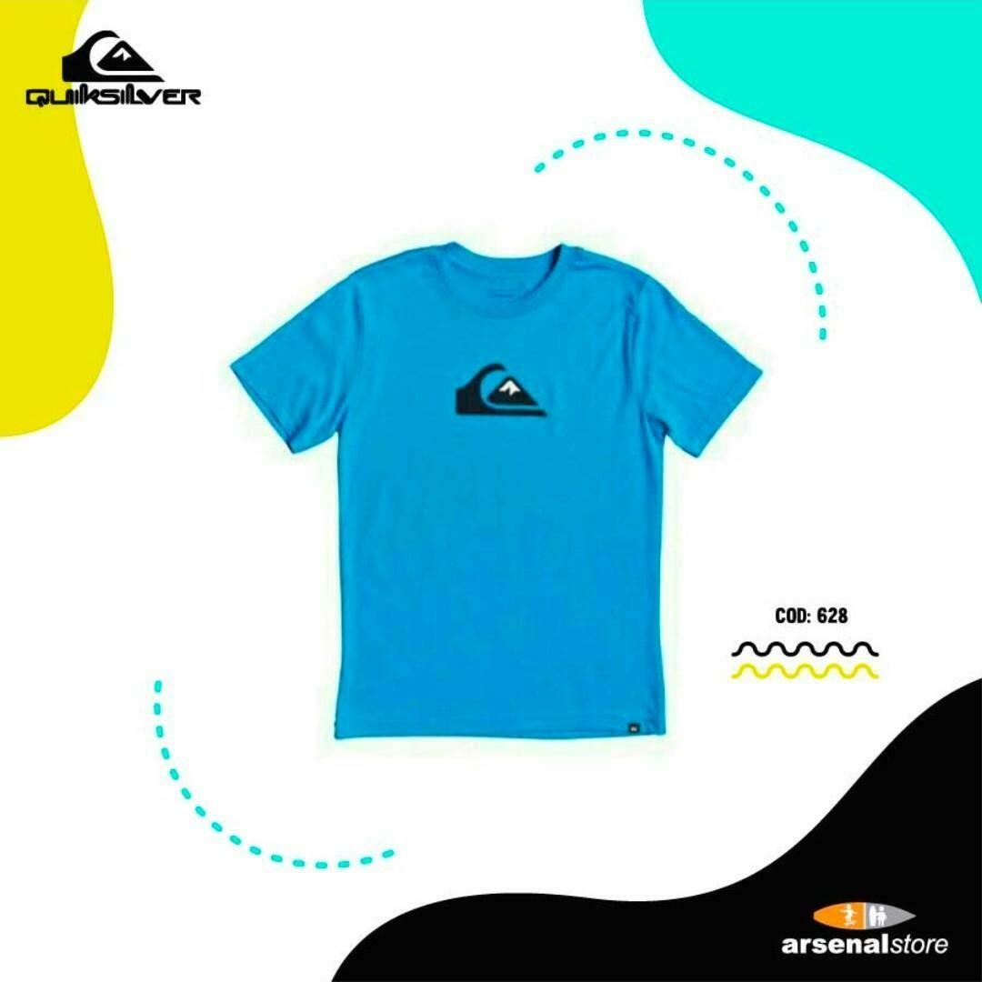 Camiseta Quiksilver 12-16