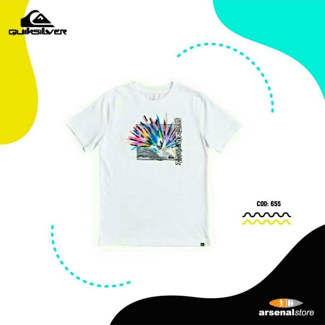 Camiseta Quiksilver 10-16