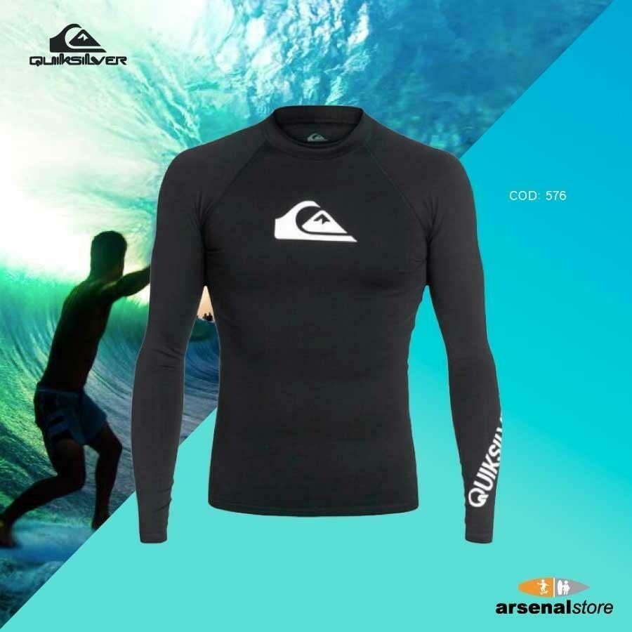 Camiseta Surf ML