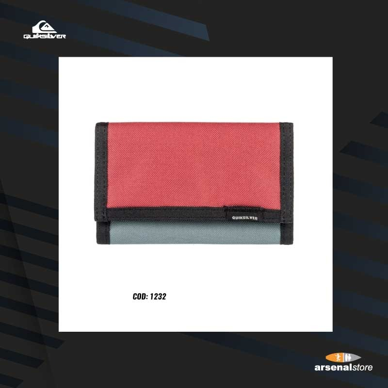Billetera Quiksilver The Everydaily Tri-Fold