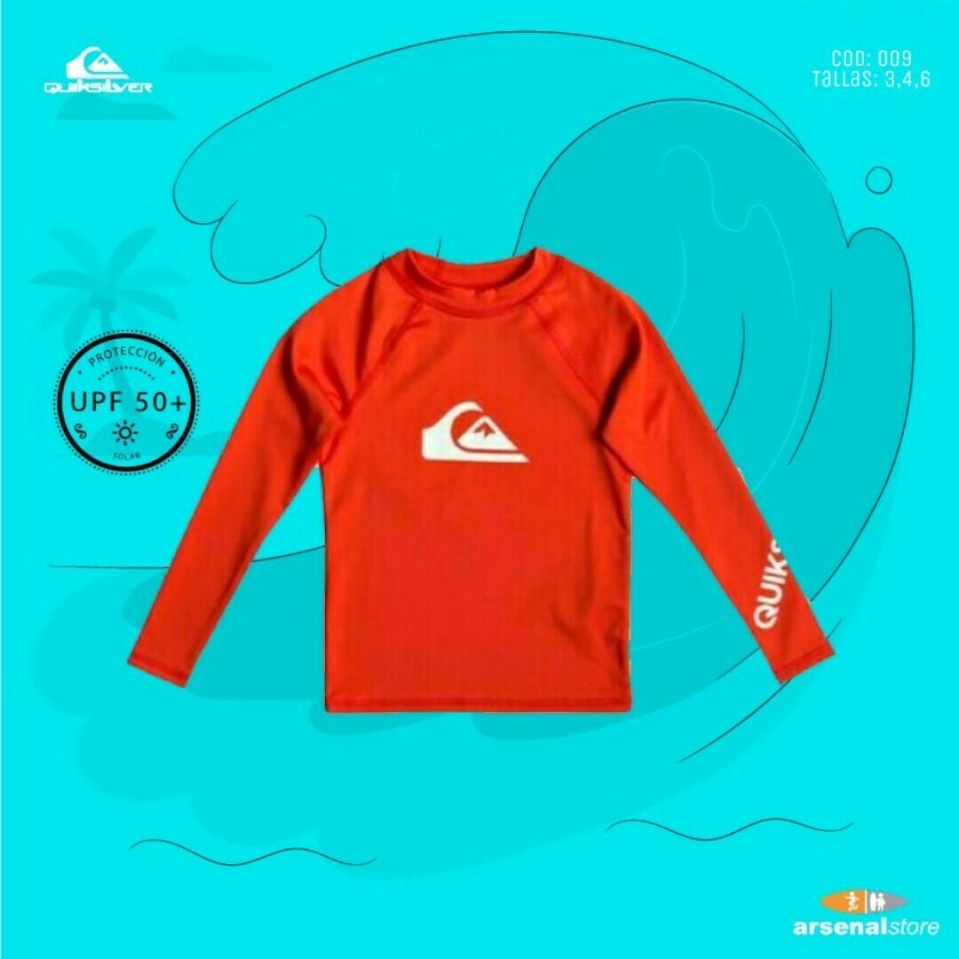 Camiseta Surf 2-7