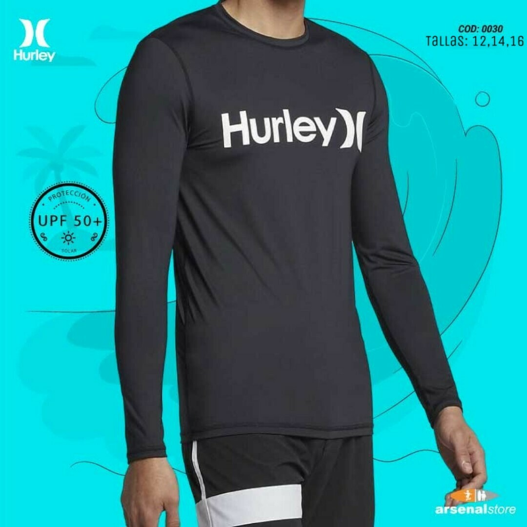 Camiseta Hurley Surf Niño