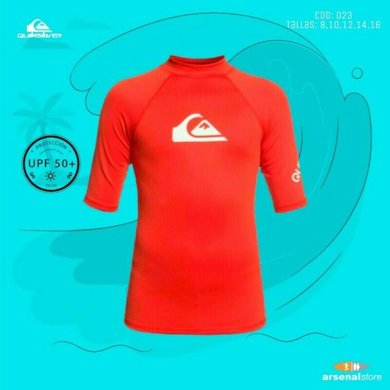 Camiseta Surf 10-16