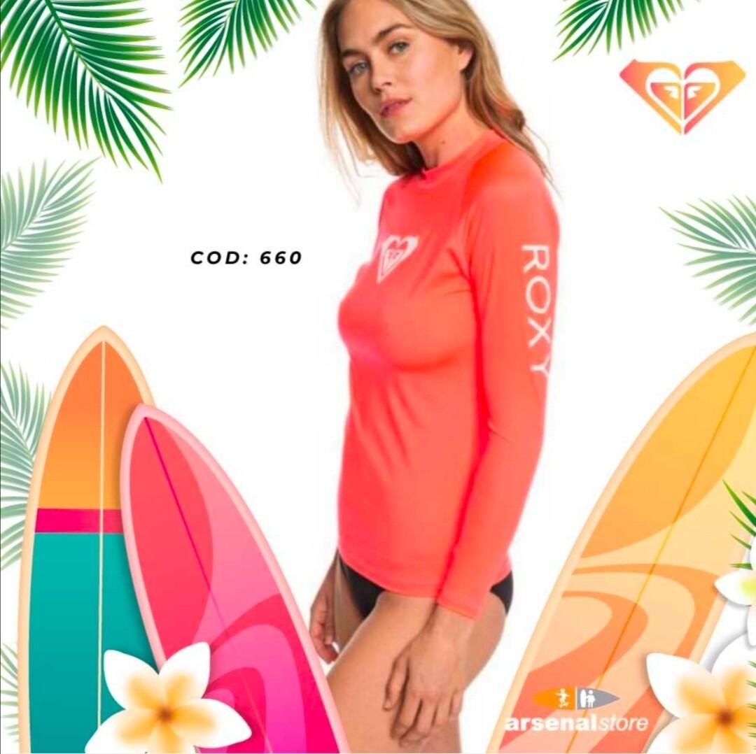 Blusa Roxy Surf
