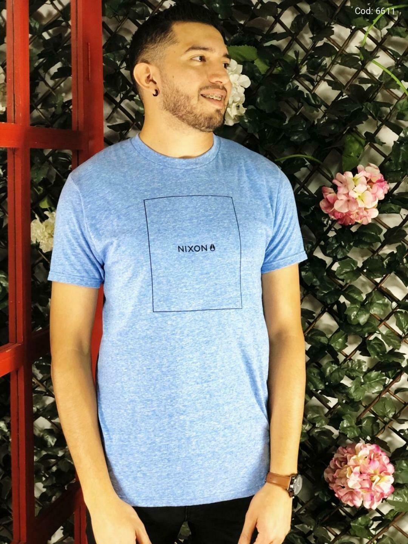 Camiseta Nixon