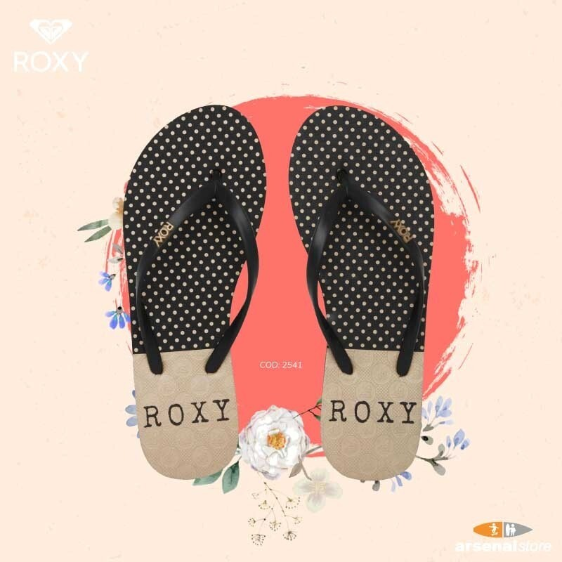 Sandalias Roxy