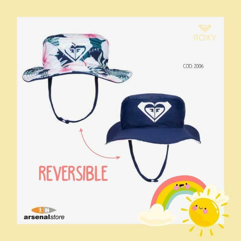 Sombrero Roxy Reversible
