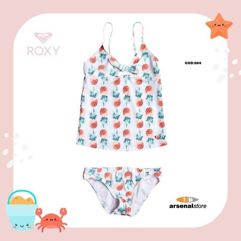 Conjunto Roxy 7-14