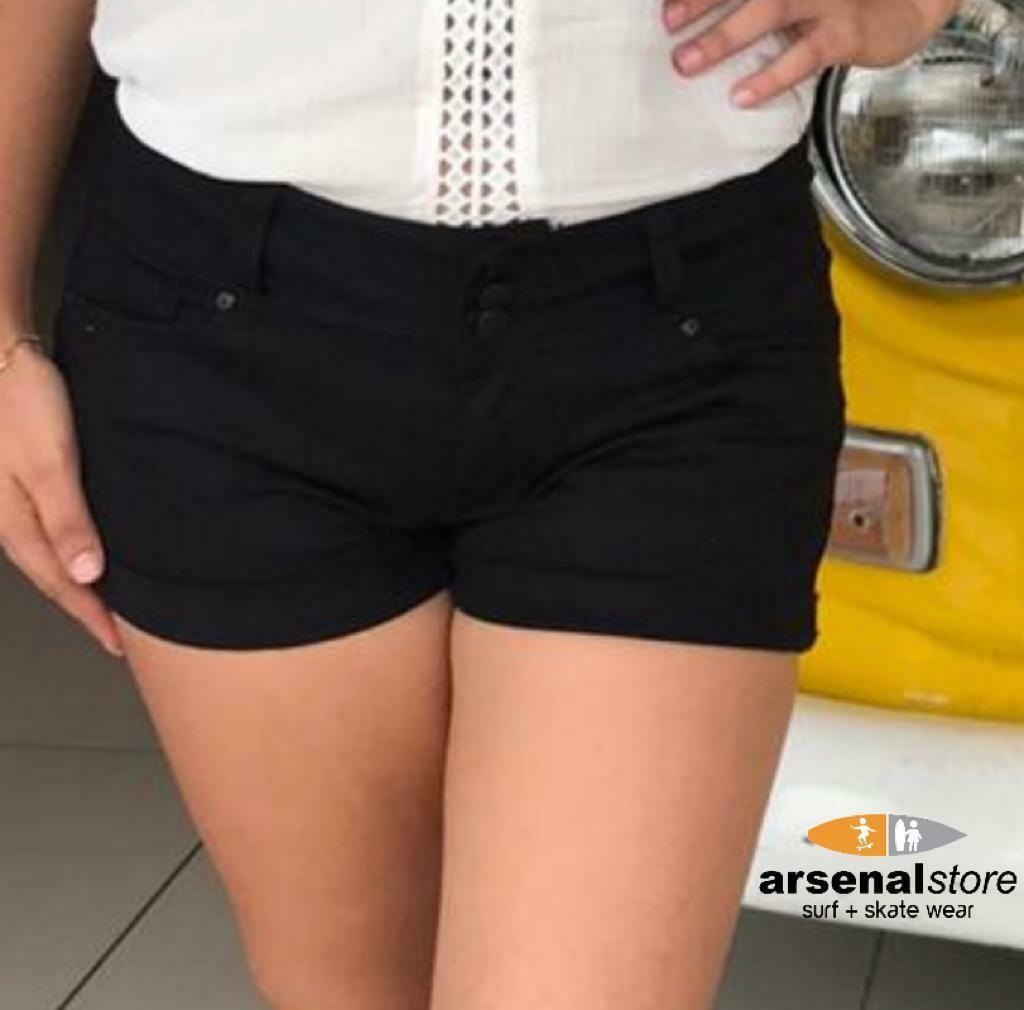 Short Wax Jean