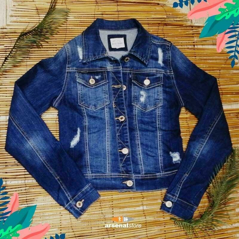 Jacket Wax Jean