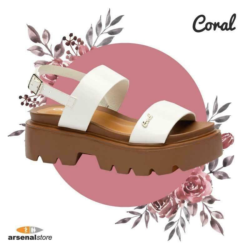 Sandalia Coral