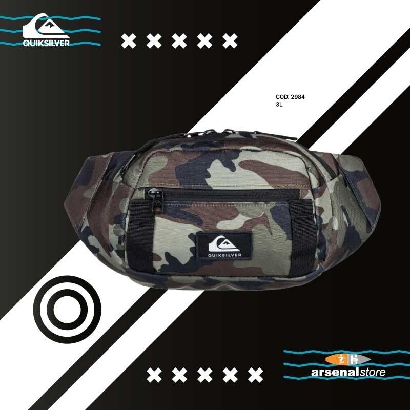 Lone Walker 3L - Bum Bag Qiksilver