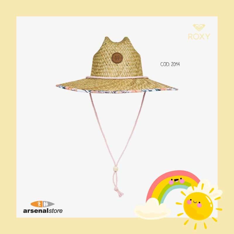 Sombrero Roxy Niña