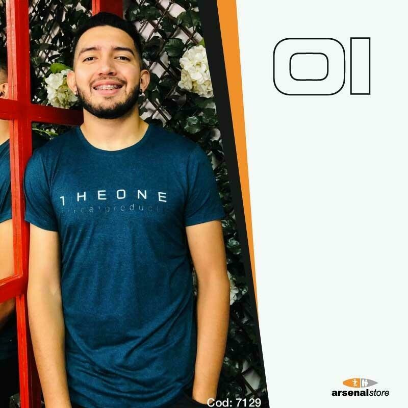 Camiseta The One