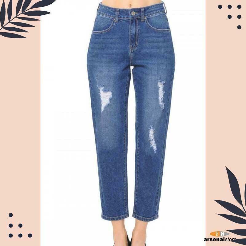 Pantalon Mom Jean