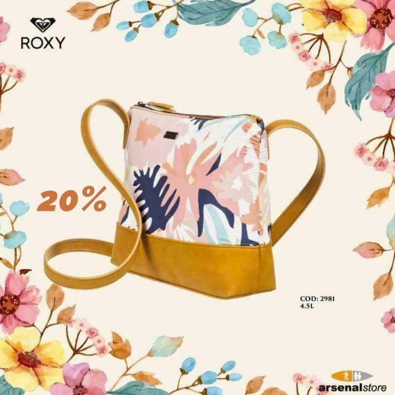 Bolso Roxy 4.5L