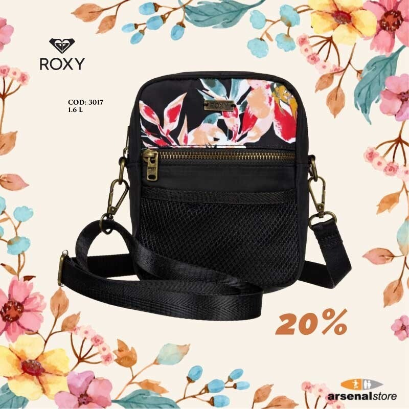 Bolso Roxy 1.6L