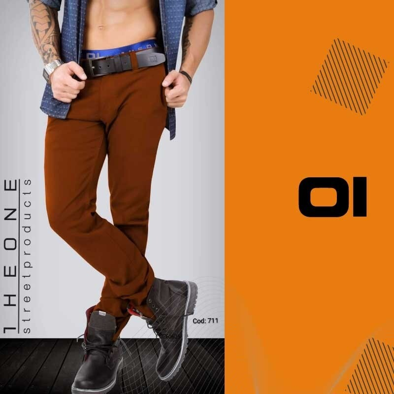 Pantalon The One