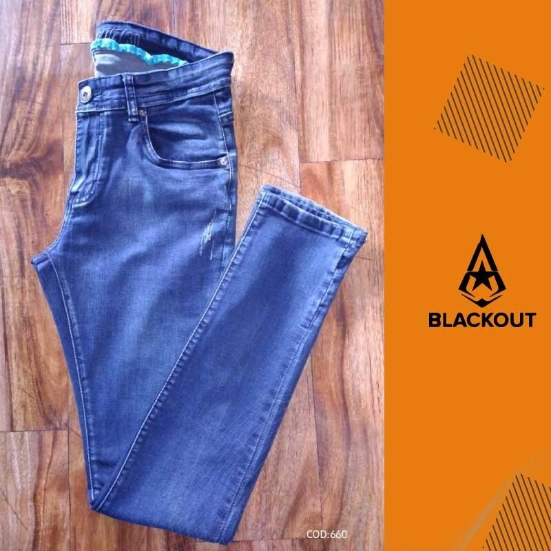 Pantalon Blackout