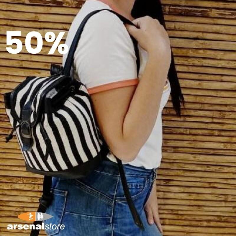 Mochila 50%