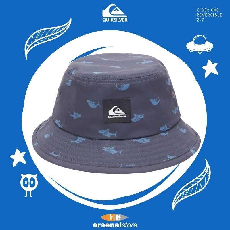Sombrero Quiksilver 2-7