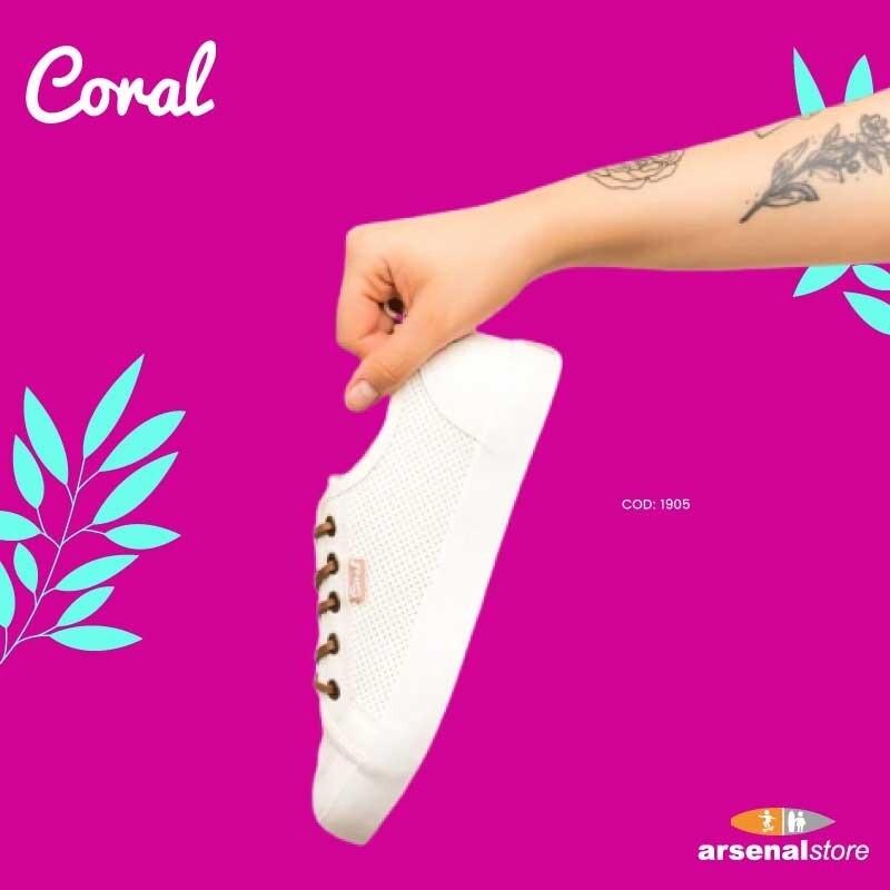 Tenis Coral