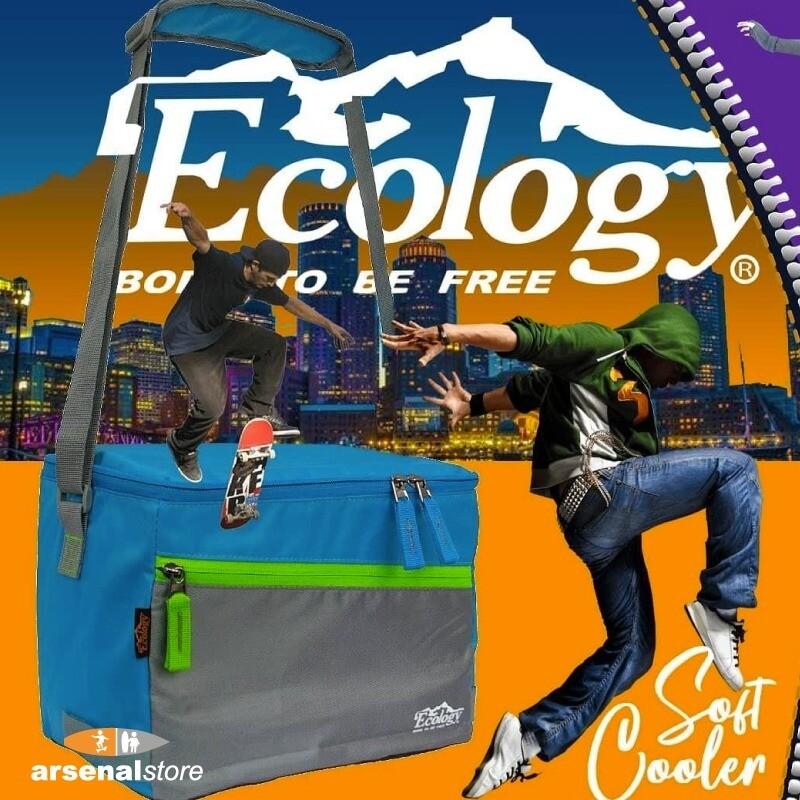 Hielera 4LT Ecology Soft Cooler