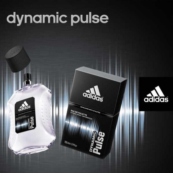 Adidas Dynamic Pulse 100ml H