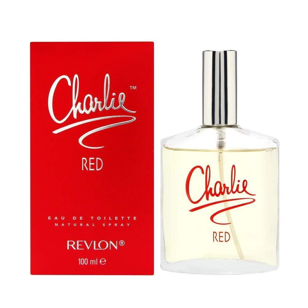Charlie Red 100ml M Revlon EDT