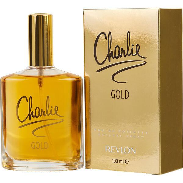 Charlie Gold 100ml M Revlon EDT