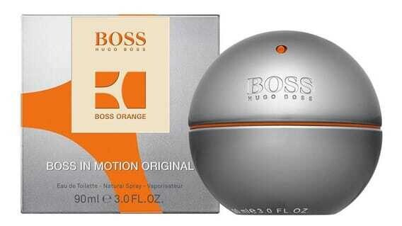 Hugo Boss -  In Motion 90ml H