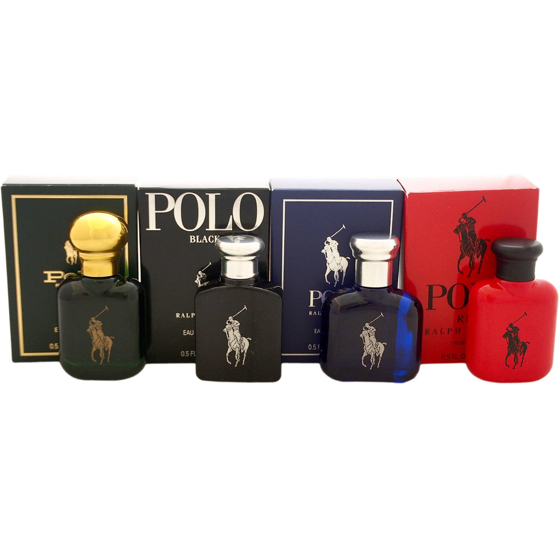 Mini Set Ralph Lauren Polo 4pzs H