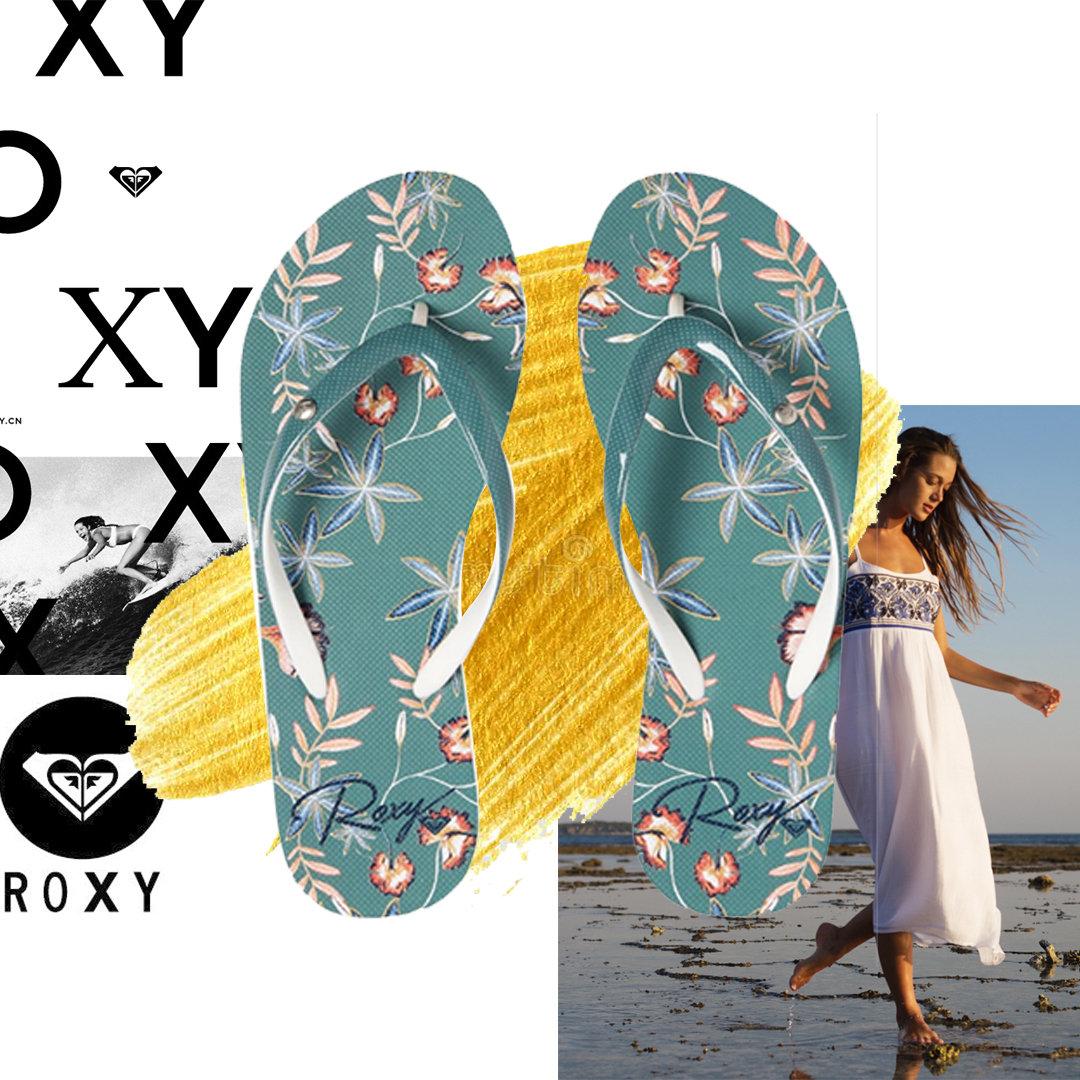 Portofino Flip Flops Roxy