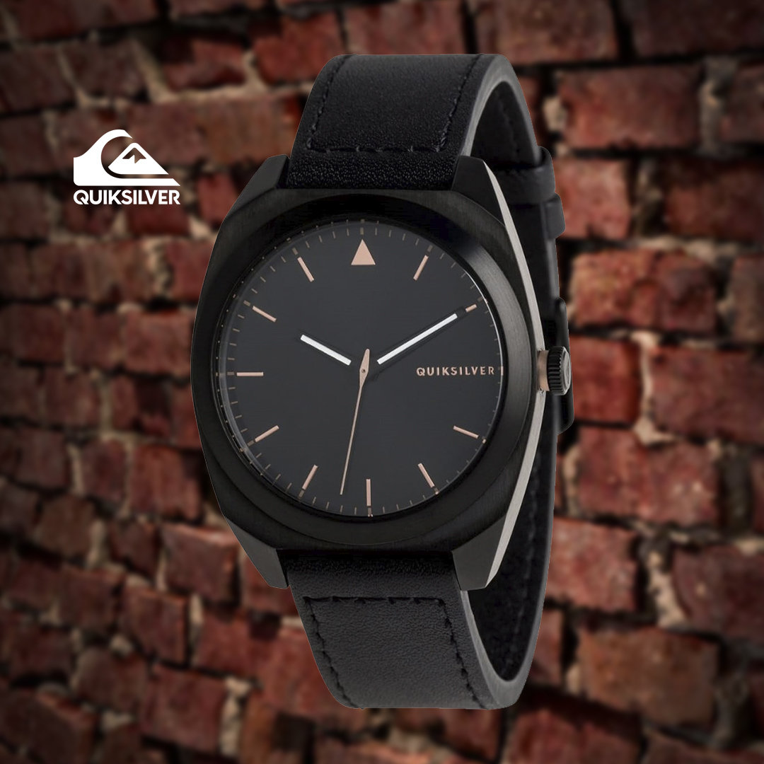 The PM Leather Quiksilver
