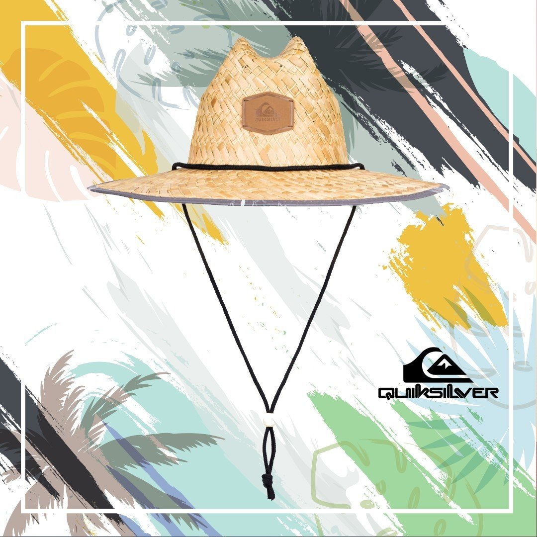 OUTSIDER STRAW Quiksilver