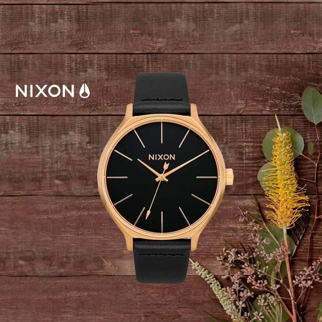 Reloj Porter Leather , 40 MM Nixon