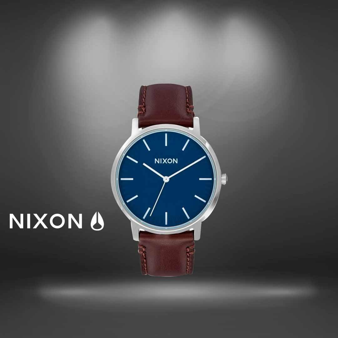 Reloj Poter Leather , 40 MM Nixon
