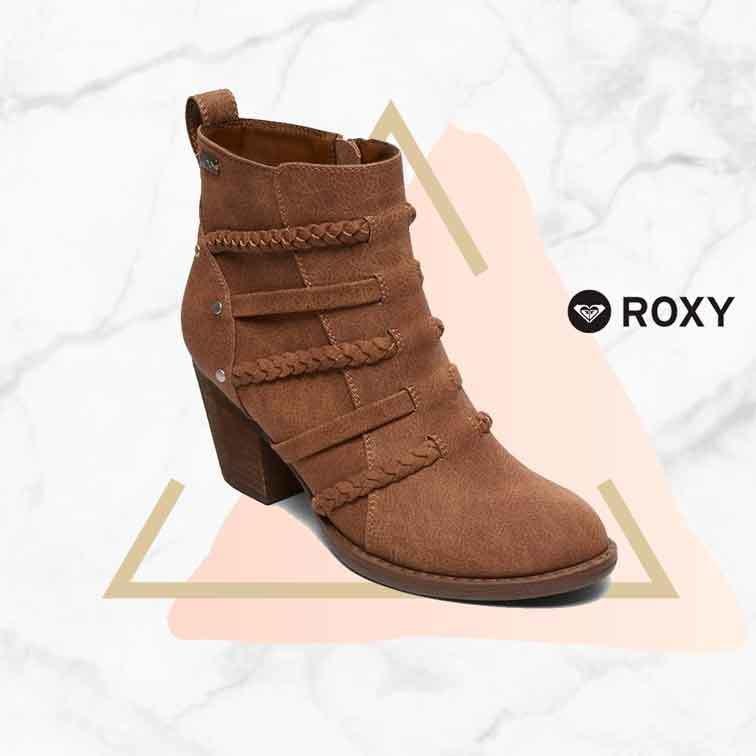 Botas con tacón Mackay Roxy